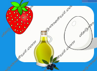 Homemade Fruit pack to treat Hair fall 1 copy