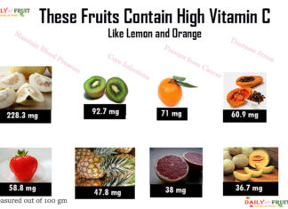 15 Fruits With More Vitamin C Than Oranges
