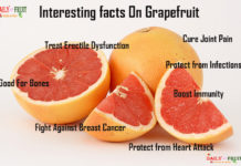 Interesting Facts On Grapefruit