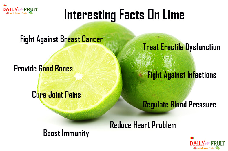 Interesting Facts On Lime